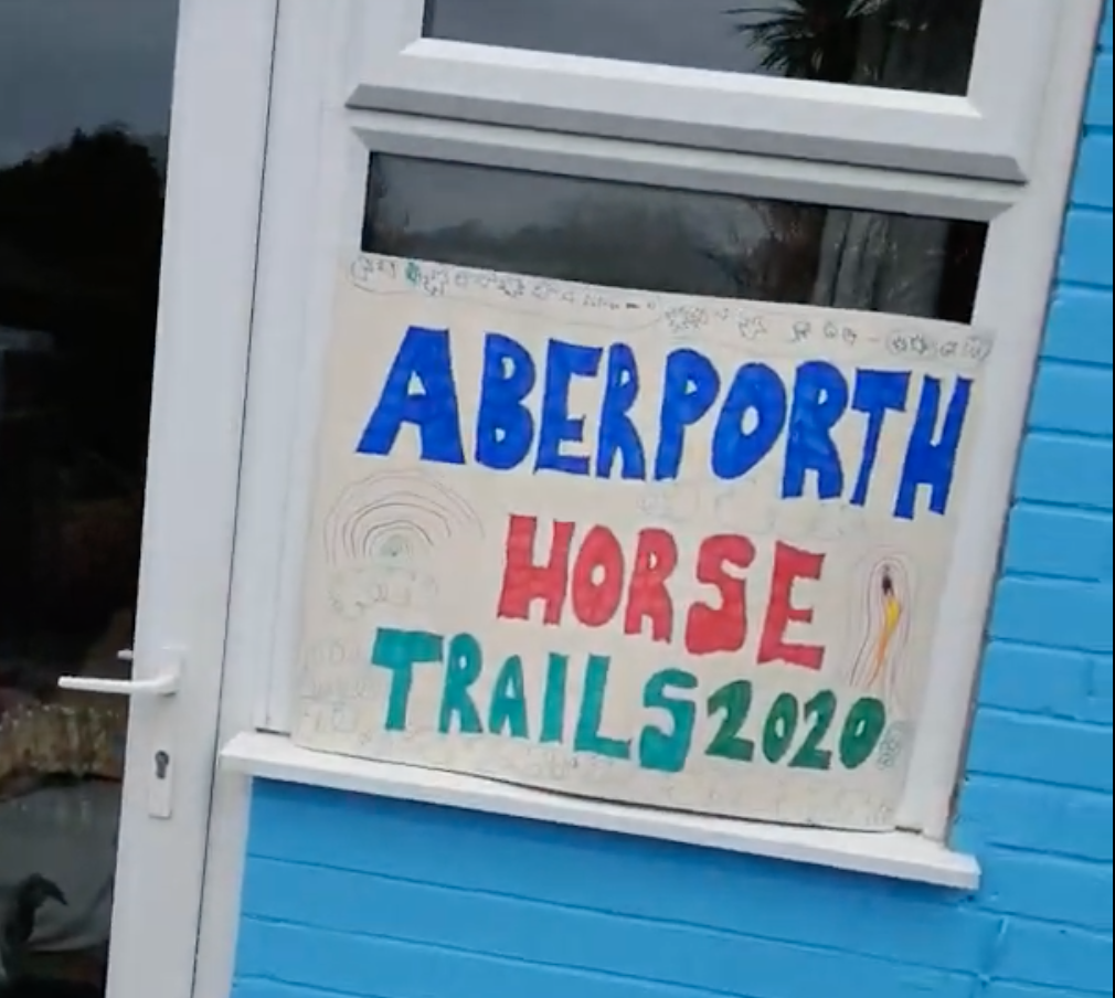 Cobertura exclusiva: The Aberporth Horse TrAils 2020 8
